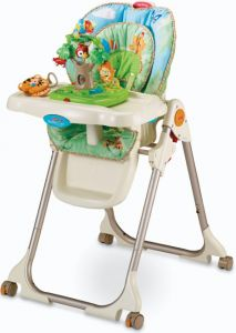 baby eating chair modern bar chairs 15 best high images child infancy fisher price rainforest healthy care family from the feeding is on and booster seats
