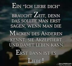 Ich liebe Dich Love Life Quotes, Quotes To Live By, Best Quotes, Funny Quotes, Good Sentences, German Quotes, German Words, Different Quotes, Happy Thoughts
