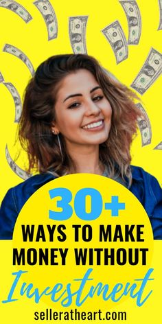 30 Ways Make Money F