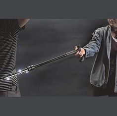 Volt Stun Gun Walking Cane Give that aggressive animal, crazy attacker, or anyone that gets too close the shock of their life with this stun gun walking stick and flashlight. Bright Led Flashlight, Airsoft Helmet, Wooden Walking Sticks, Walking Canes, Hunting Gear, Tactical Knives, Tactical Gear, Survival Knife, Self Defense