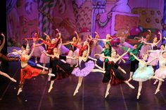 Ballet Des Moines 2011 Nutcracker performance. Photo courtesy of Christin Karkiainen.