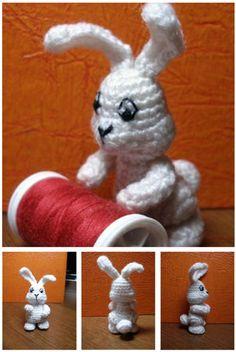 Amigurumi Toy Bunny Crochet