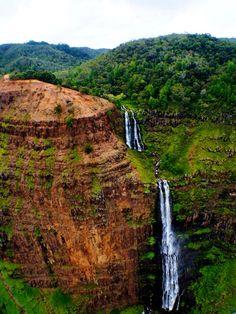Kauai: Hike to Waipo'o Falls, Hawaii