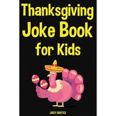 Thanksgiving Joke Book For Kids (Paperback)