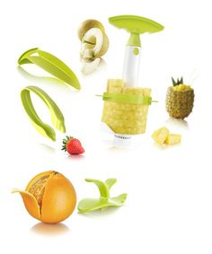 Take a look at this Fruit Tool Set by Vacu Vin on #zulily today!