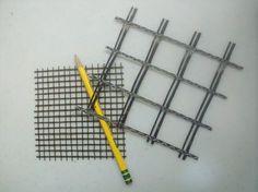 Basalt fiber grids used as concrete reinforcement