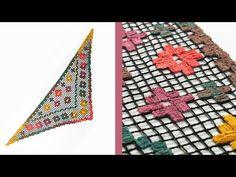 Alize Angora Gold Batik ile Şal Yapımı / Chain Work Shawl / ОБВЯЗКА ШАЛИ ВОЗДУШНЫМИ ПЕТЛЯМИ - YouTube Filet Crochet, Crochet Shawl, Knit Crochet, Batik Pattern, Mittens, Crochet Projects, Crochet Patterns, Wraps, Youtube