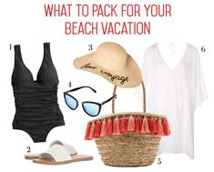 Packing for a trip to the beach can be a breeze with our beach vacation packing list and expert pointers. Here's everything you need to know!