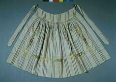 Trajes de Portugal: Aventais da Nazaré Folk Costume, Costumes, Portugal, Portuguese, Fabric, Ethnic, Fashion, Aprons, Sewing Projects