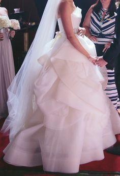 Vera Wang, Katherine Size 8  Wedding Dress | Still White