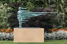 Anna Gillespie: Contemporary Figurative British Sculpture: Current Work