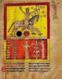 Beatus of Liébana - Lorvao Codex 1189 Portugal