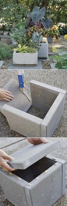 Ideas to have a great patio using recycled materials!    Yo pienso que la mayoría de nosotros disfrutamos de un hermoso patio, un lugar para...