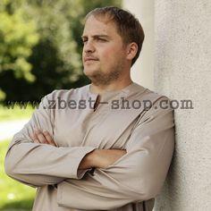 Бежевая мужская рубашка от MEDUSA Big Men, Shirts, Tall Men, Shirt, Dress Shirts, Dress Shirt, Top, Sweaters, T Shirts