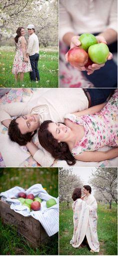 engagement shoot - inspiration: