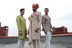 JadeBlue Style Inspirations for a Groom and his Groomsmen. Grooms no longer take second place when it comes to fashion. Groomsmen Outfits, Groom And Groomsmen, Indian Groom, Groom Style, Groomsman Gifts, Fancy, Style Inspiration, Coat, Blog