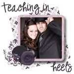 Teaching in Heels is a blog that shares lots of teaching tips, as well as tons of style tips, great sales, and outfits of the day.