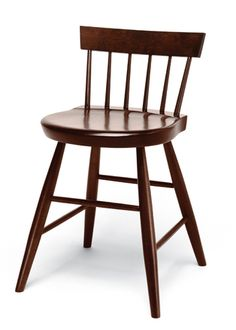 Enfield Shaker Dining chair by  Shaker Workshops