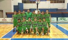 La Categoría U15 de Basquetbol se impuso en Porteña ante el Local, con quien jugó de de manera amistosa, por 40 a 30.