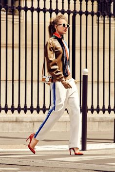 12 High Fashion – Street Style Trends Fall '13
