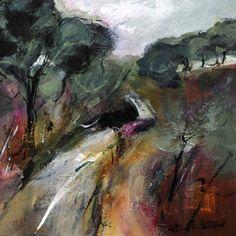 Berwickshire Landscape: Patricia Sadler