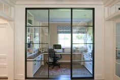 Marcus Design, door to office