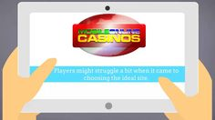 With the advent of mobile phones, tabs and apps it is now very easy and thrilling to get the best online gaming experience on the move or at the comfort of your home. These casino games have been specially designed for the small screen devices. Sites like MobileOnlineCasinos.co.za has designed operating buttons and text with large enough sites to align all the content on divide screen with high visibility.