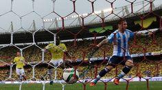 Argentina logró en Barranquilla el triunfo que necesitaba - Fútbol- http://befamouss.forumfree.it/?t=71713893
