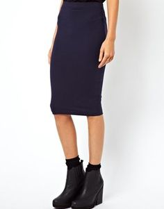 #asos                     #Skirt                    #ASOS #Pencil #Skirt #Jersey                        ASOS Pencil Skirt In Jersey                                                   http://www.seapai.com/product.aspx?PID=1386870