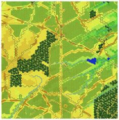 The Maps used in Battleground Prelude to Waterloo Computer Game Bataille De Waterloo, Field Engineer, White Marsh, New Perspective, Gaming Computer, Game Design, Belgium, Paths, Battle