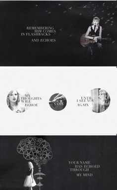 """""""Red,"""" """"Enchanted,"""" and """"Treacherous"""" <3"""