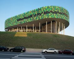 Building of the Year 2011, Sports: Bilbao Arena / ACXT