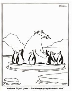 The Far Side - Gary Larsen