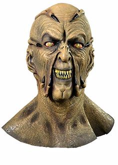 Trick or Treat Studios Men's Jeepers Creepers The Creeper Halloween Mask One Size Brown Adult Halloween, Spirit Halloween, Halloween Masks, Halloween Decorations, Halloween Ideas, Trick Or Treat Studios, Morris Costumes, Jeepers Creepers, Funny Sweaters
