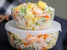 Salade hawaienne