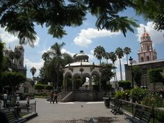 Tlaquepaque, Mexico...a little artist town outside of Guadalajara