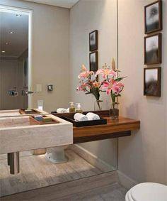 Seis lavabos de luxo - Casa