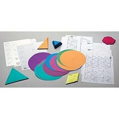 Learn About Shapes Vocabulary Builder Activity Set #Glimpse_by_TheFind