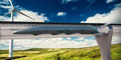 Hyperloop Transportation