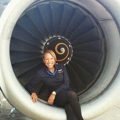 JetBlue Cabin Crew @fattanandhappy