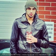 Omar Borkan Al Gala... Don't know who he is but he is gorgeous!