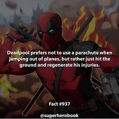 Avengers Comics, Marvel Heroes, Marvel Characters, Deadpool Facts, Marvel Facts, Weird Facts, Fun Facts, Superhero Facts, Comic Books Art