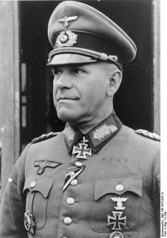 Generalleutnant Wolf-Günther Trierenberg, commanding general 167. Infanterie-Division. Portrait shot during Barbarossa, May 5, 1943.