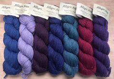 ALLEGRO ARAN  6.50 .75ea Shipping Washable Merino Wool