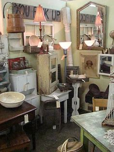 Artsy Fartsy Junk Finds: ~Some New Junk Goods for the Sleepy Poet Booths!~