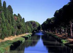 Languedoc-Roussillon, Canal du Midi 34 Photographie Serge Sautereau (http://serge-sautereau.com)