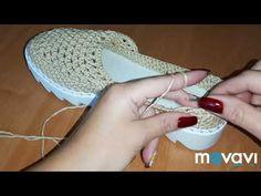 Crochet Boots Pattern, Free Crochet Bag, Crochet Stitches Free, Shoe Pattern, Crochet Patterns, Crochet Sandals, Crochet Shoes, Crochet Slippers, Crochet Edging Tutorial