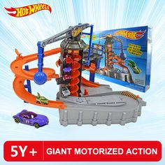 Hot Wheels City Adventure Electric Scene Track Set DPD88 Boy Educational Toy Giant Motorized Action DPD88 The Best Birthday Gift  Price: $ 148.99 & FREE Shipping   #rc #security #toys #bargain #coolstuff #headphones #bluetooth #gifts #xmas #happybirthday #fun