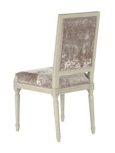 Fantina Tufted Side Chair from The Tailored Interior: Beds