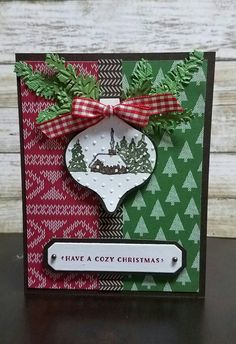 Check out this item in my Etsy shop https://www.etsy.com/listing/483029214/country-christmas-ornament-card